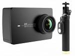 Xiaomi Yi 4k Action Camera Travel Edition Black
