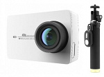 Xiaomi Yi 4k Action Camera Travel Edition White